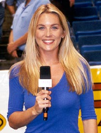 Sports Hollywood Ten Questions With Jill Arrington